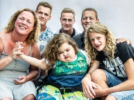 De laatste gezinsvakantie voor Vera (12): 'We weten dat het einde nadert'