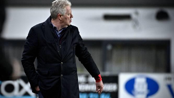"""Peter Maes (STVV): """"Mentale speelt nu hard mee"""""""