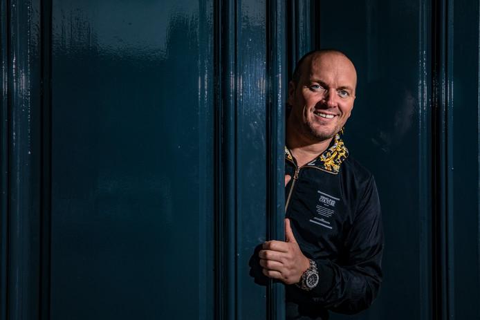 Volkszanger Frank van Etten uit Apeldoorn is genomineerd voor een Edison.