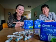 PvdA en GroenLinks willen gratis tampons en maandverband bij scholen en sportverenigingen