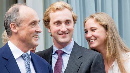 Bruidsklokken bij prinses Astrid? Prins Joachim en vriendin Victoria zouden aan trouwen denken