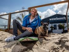 Westbeach toch niet tiende strandpaviljoen langs Westlandse kust, ondernemer is woest