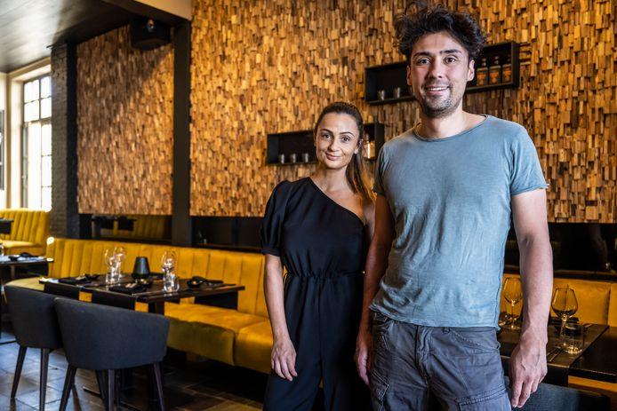 Manu Beyens en Tonyah Brondeel steken hart en ziel in hun restaurant Barleys.
