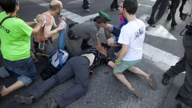 Gay pride à Jérusalem: six personnes blessées par un juif ultra-orthodoxe