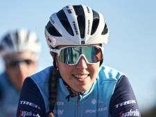 Shirin van Anrooij in top 20 bij Clasica San Sebastián