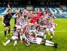 Hopen, bibberen, knokken en feestvieren: Willem II handhaaft zich op het tandvlees