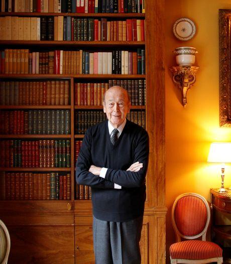Giscard d'Estaing, Franse oud-president en vader van de TGV overleden