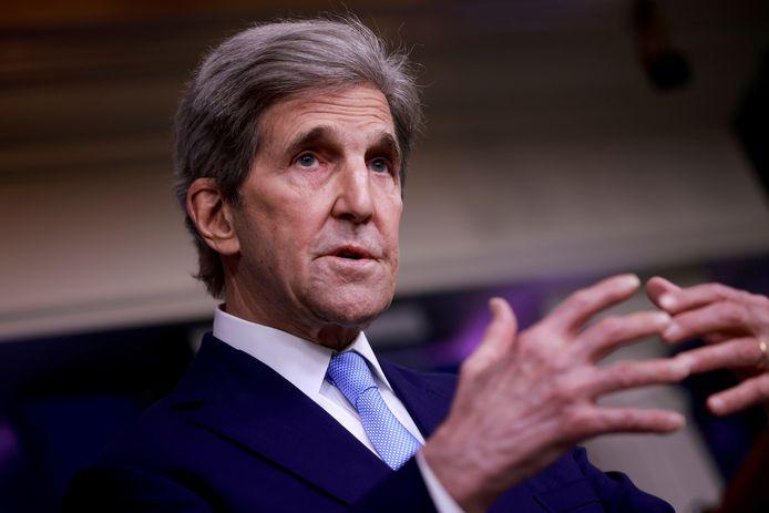 John Kerry, klimaatgezant voor de VS.