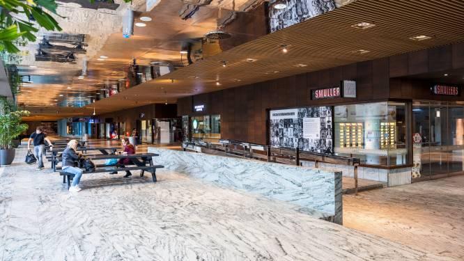 Ook al staan de winkels op station Breda al tijden leeg, NS ziet er wél toekomst in