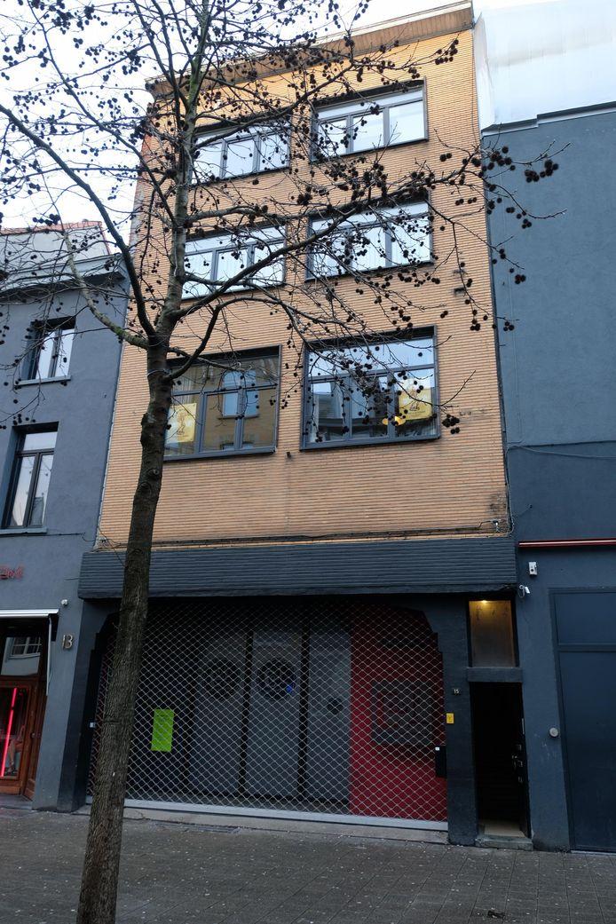 Café d'Anvers.