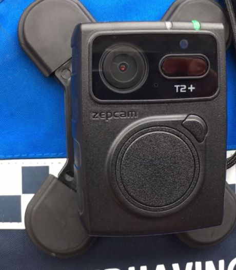 Ook de boa's in West Betuwe hebben nu een bodycam