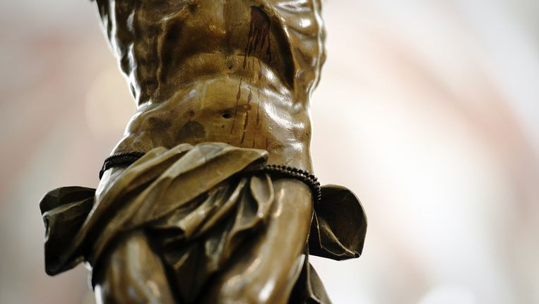 Jezus-beeldje © ANP Beeld