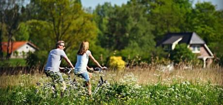 Dit is hoe de gemeente Woudenberg inwoners méér wil laten fietsen