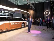 Ebusco in Deurne wil revolutie ontketenen met lichtgewicht elektrische bus