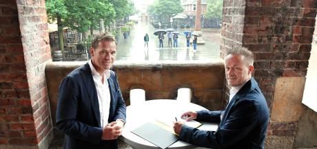 Waalwijk geeft startsein voor herinrichting stadspleinen: klus in maart 2022 klaar