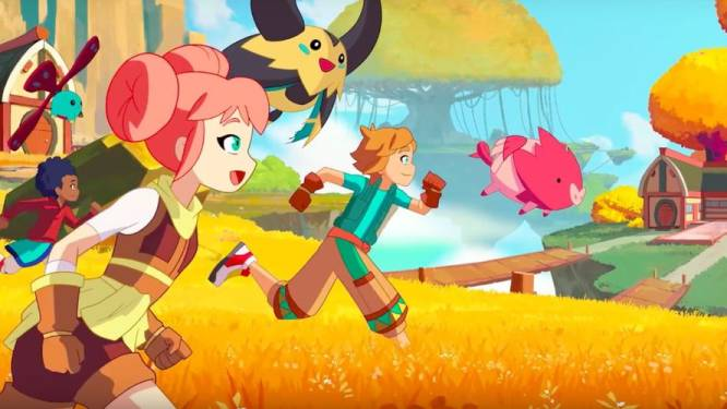 Temtem is een opvallend plezante Pokémongame zonder Pokémon