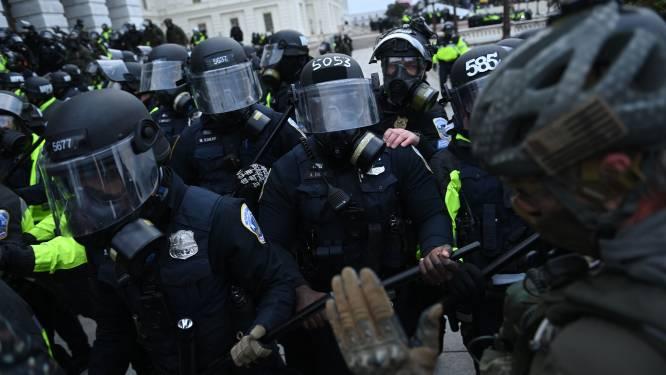 Capitoolpolitie vreest gewelddadige confrontatie tussen betogers en tegenbetogers op zaterdag