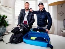 Arie en Dennie mogen op proefvakantie naar Rhodos: 'We hebben zin in een verzetje'