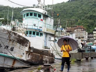 Taiwan zet zich schrap voor tyfoon Mitag