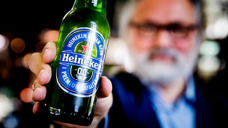Heineken 0.0 Beeld ANP