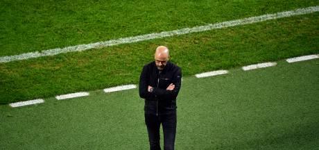 Völler laat Bosz niet vallen bij 'aangeslagen bokser' Leverkusen: 'Peter is ons Plan B'