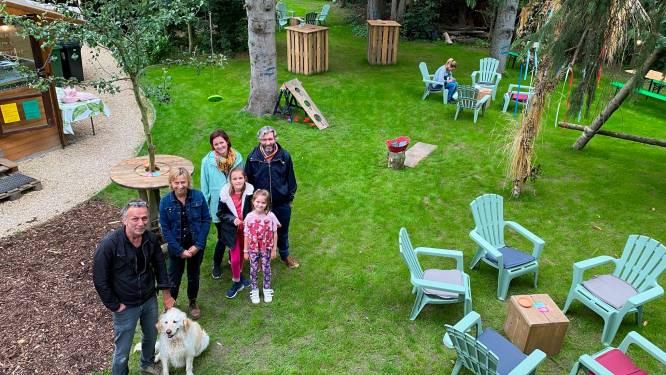 """Buren openen met 'Spoor3' buurthuis met prachtige tuin en zomerbar: """"Speciaal voor de buurt, maar nu is iedereen welkom"""""""