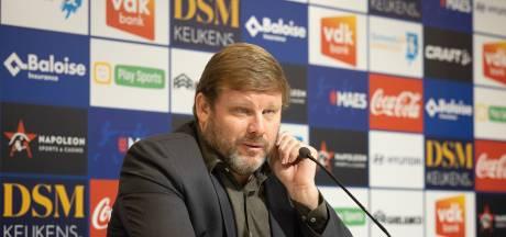 Report d'un match dimanche, retour des Brugeois mardi: Hein Vanhaezebrouck se pose des questions