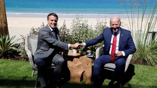Crise des sous-marins: Emmanuel Macron s'entretiendra avec Joe Biden ce mercredi