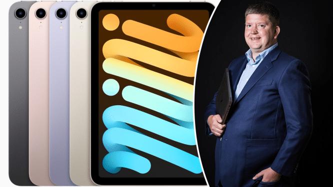 """Getest: de nieuwe iPad en iPad Mini: """"Vlotter dan een veel duurdere iPhone 13 Pro"""""""