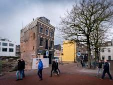 Gesloopt gebit in centrum Arnhem met één voortand