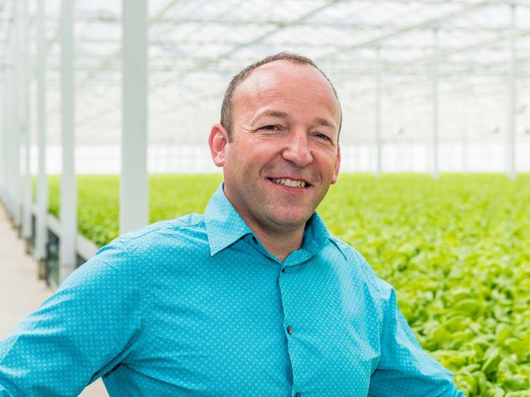 Philippe Weiler, de duurzaamheidsgoeroe van Lidl Beeld Swa Van Damme
