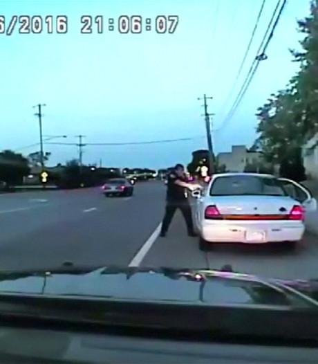 Politie geeft beelden vrij van agent die Afro-Amerikaan Philando Castile doodschiet