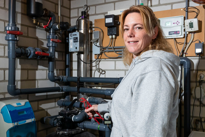 De Drunense loodgieter Brenda van den Wildenberg is afgelopen vrijdag door CNV benoemd tot 'Vakvrouw van het jaar'.