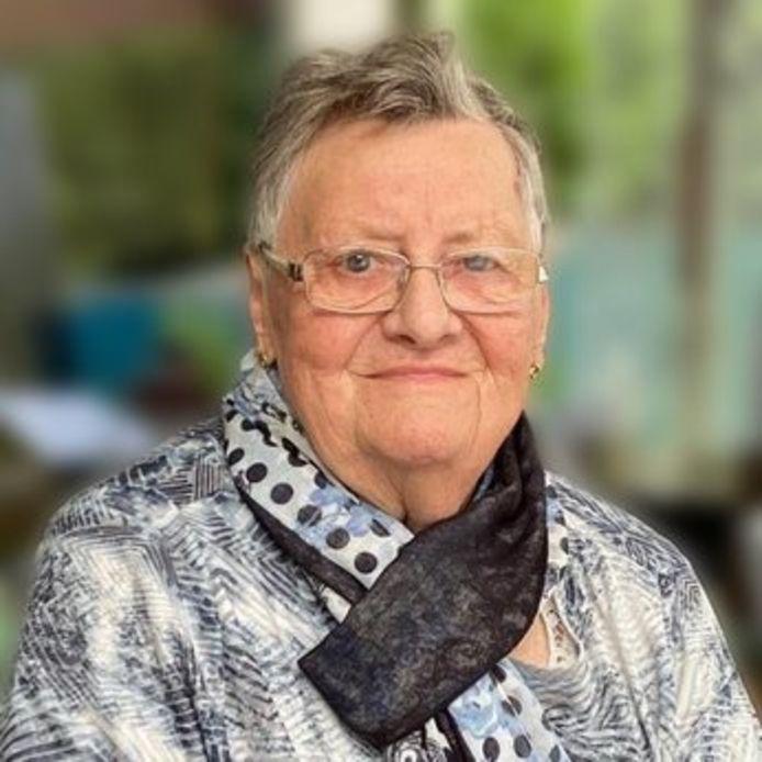 Een hartfalen tijdens de overstromingen in La Roche-en-Ardenne werd Maria Adams (91) fataal.