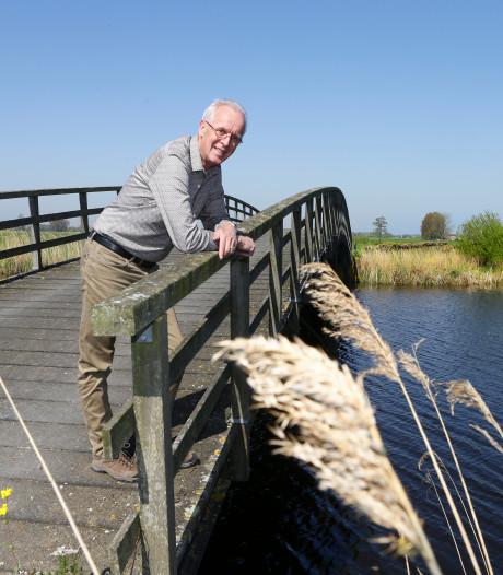 Historische Vereniging wil bruggetjes midden in de polder Alblasserwaard redden van sloop