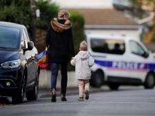 Des millions d'élèves retournent à l'école dans une France reconfinée