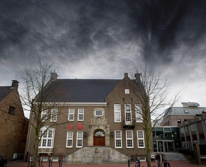 Het gemeentehuis Haaksbergen: het blijft een worsteling.