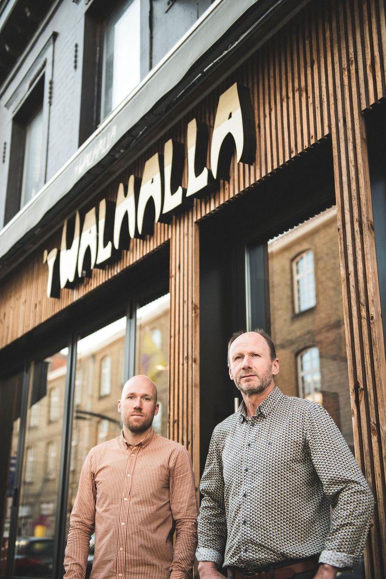 Wouter en Lieven Vandekerkhove zoeken overnemer voor 't Walhalla.