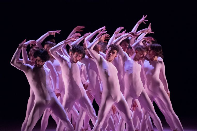 'Come Out' van choreograaf Olivier Dubois door Ballet de Lorraine Beeld Laurent Philippe