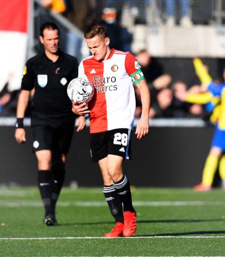 Toornstra weet waar Feyenoord moet verbeteren: 'Dat is wel een puntje van aandacht'