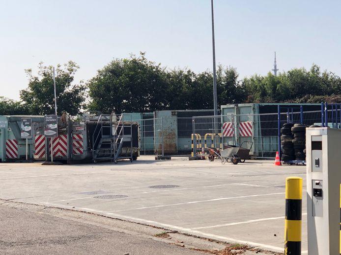 Vanaf 2022 kunnen inwoners van Glabbeek gratis terecht in het afvalcontainerpark.