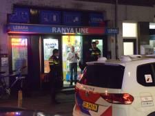 Gewapende overvallers dringen telefoonwinkel Ranya Line in Den Haag binnen