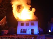 12.000 euro opgehaald voor familie die ternauwernood ontsnapte na woningbrand Haaren