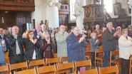 Pater Karel zegt Merchtem vaarwel