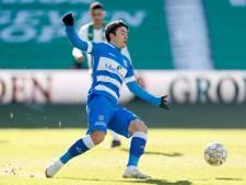 Einde seizoen PEC-verdediger Van Wermeskerken door zware knieblessure