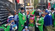CARNAVAL HALLE: Kleine Vaantjesboer krijgt 'kostumeke' van de Kerjuizenuize