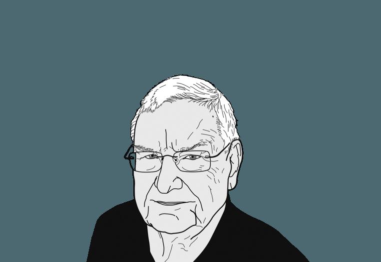 Walter Zinzen. Beeld rv