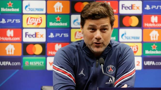 """Pochettino: """"Messi, Neymar et Mbappé ensemble contre Bruges? C'est possible"""""""