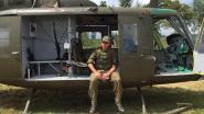 """""""Crowdfunding bracht niet het gehoopte bedrag, maar wel alle onderdelen voor restauratie Amerikaanse helikopter"""""""
