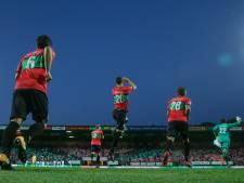 NEC wil bij eerste wedstrijd 2021 experimenteren met 1500 fans in vijf bubbels op tribune van De Goffert